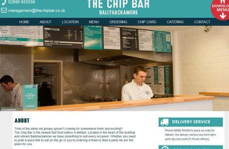 Ordering from the Chip Bar