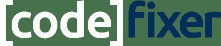 Codefixer Logo