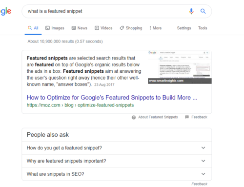 How to Rank In Featured Snippets