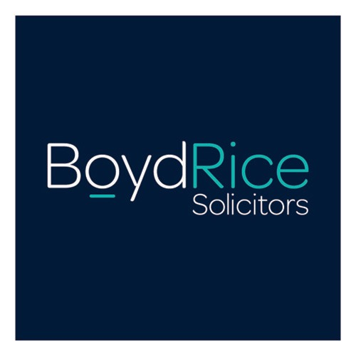 Boyd Rice Solicitors Logo