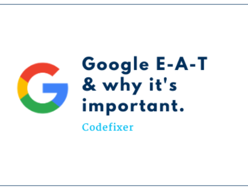 Google E-A-T and Why It's Important