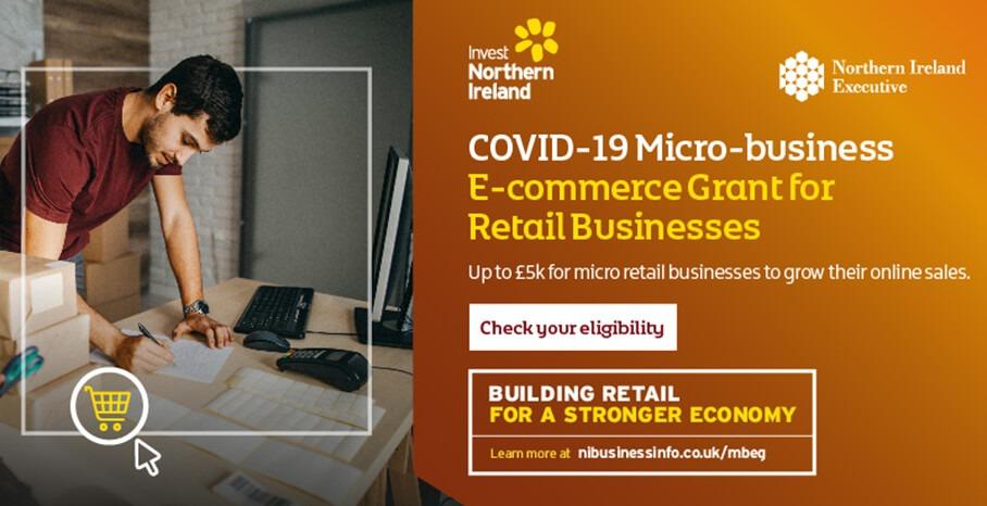 NI Micro Business E-Commerce Grants