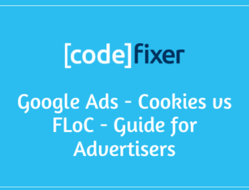 Google Ads – Cookies vs FLoC – Guide for Advertisers